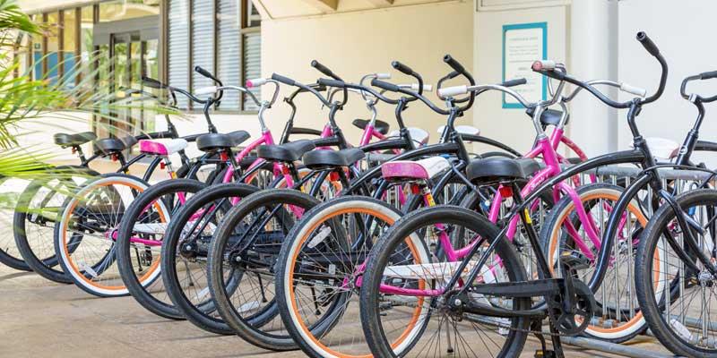 自行车租赁服务